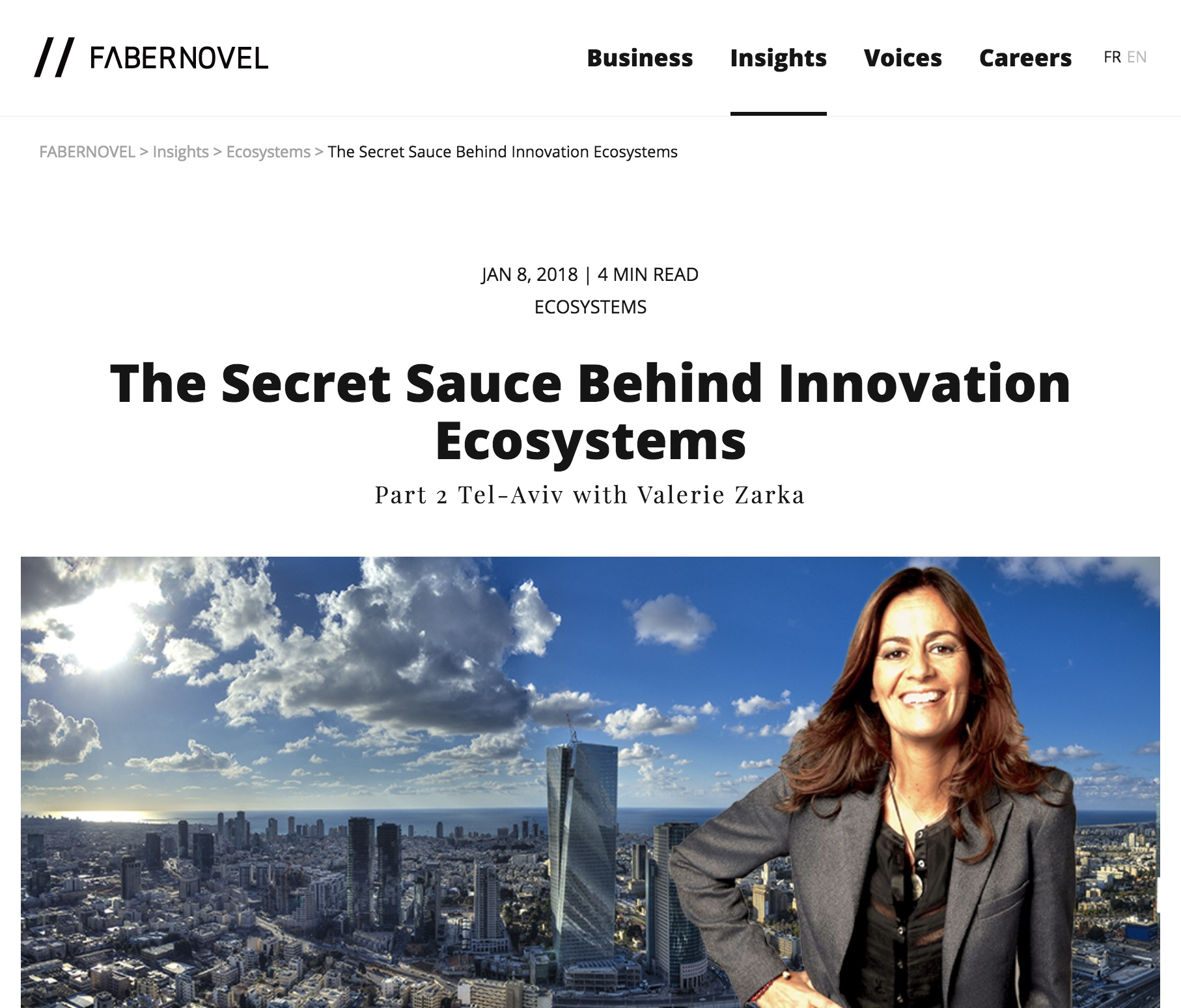 Fabernovel – The Secret Sauce Behind Innovation Ecosystems